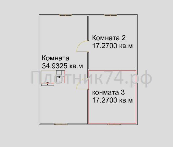 Проект1.2этаж