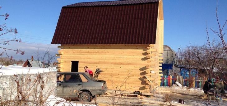 Как построить дачный дом под ключ, цена дома