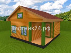 Проект дома №9