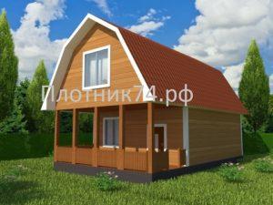 Проект дома№11