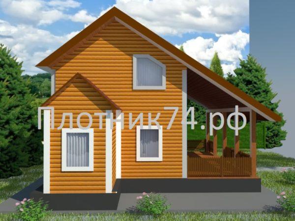 Проект дома №20