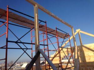 Основные этапы строительство дома под ключ
