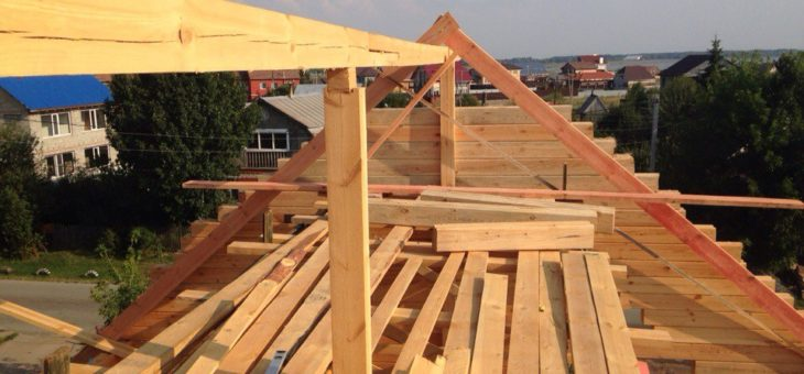 Строительство деревянного дома: все, что следует учитывать