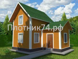 Проект дома № 22