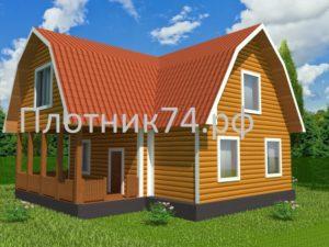 Проект дома № 23