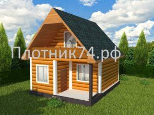 Проект дома № 24