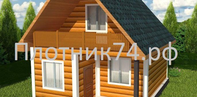 Построить домик своими руками
