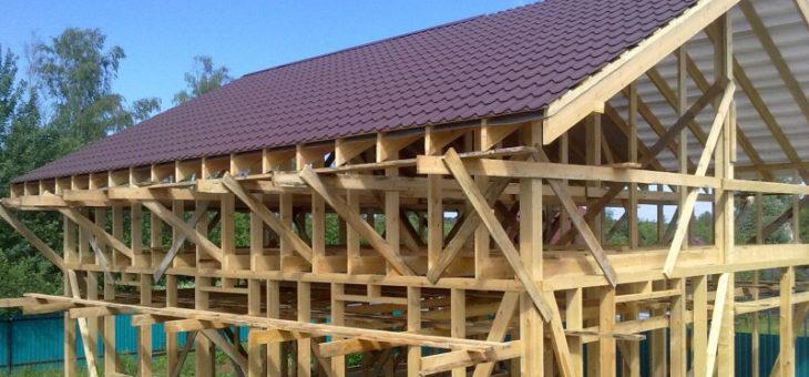 Строительство дома. Выбираем материал для наружных стен